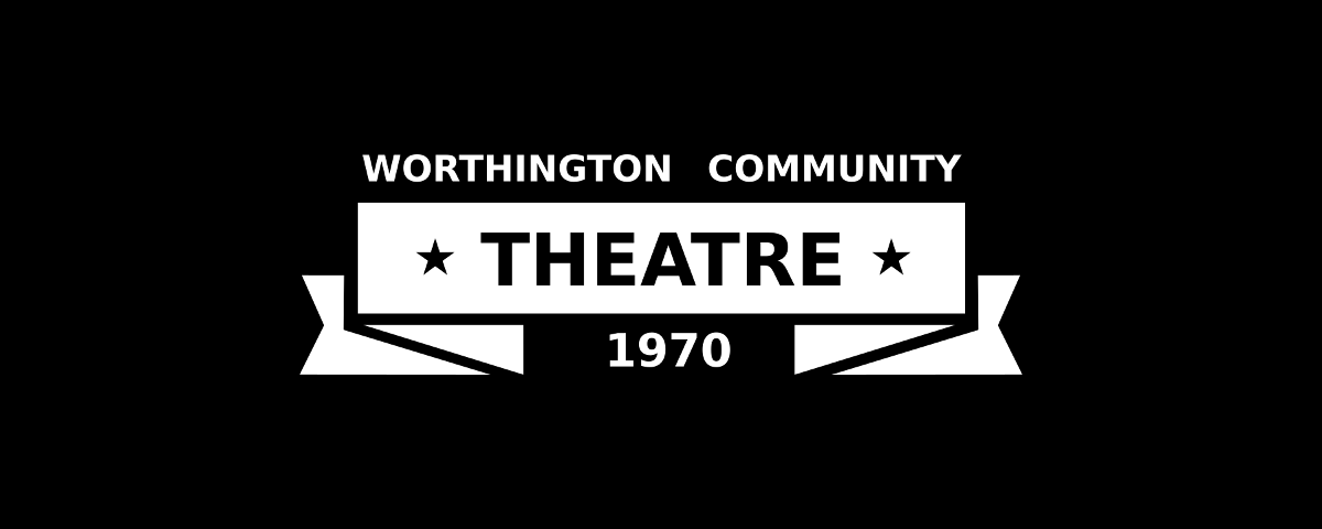 Worthington Community Theatre: Est. 1970